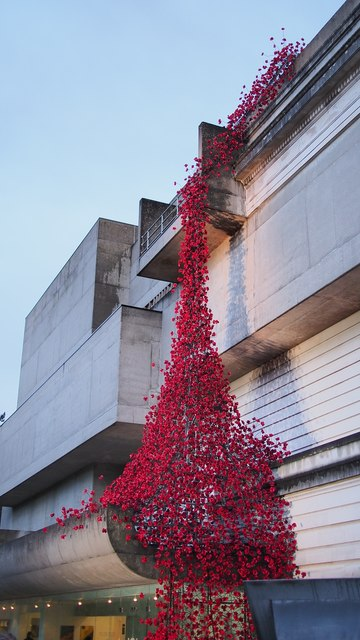 Poppies: Weeping Window, Belfast