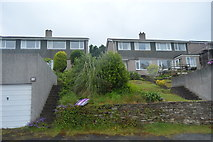 SX5249 : Houses, Knighton Rd by N Chadwick