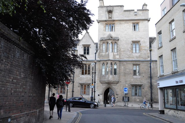 Whewell's Court
