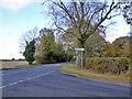 TL1160 : At Bushmead Cross by Robin Webster