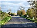 TL1161 : Moor Road by Robin Webster