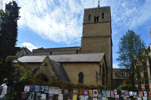 Church of St Bene't
