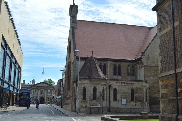 Church of St Columba