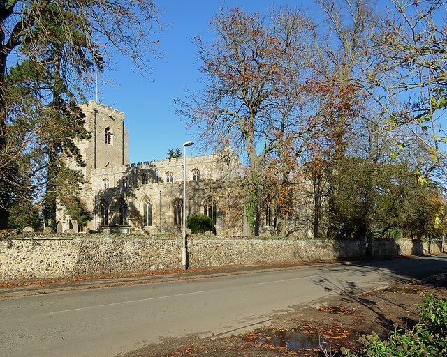 Fordham: St Peter