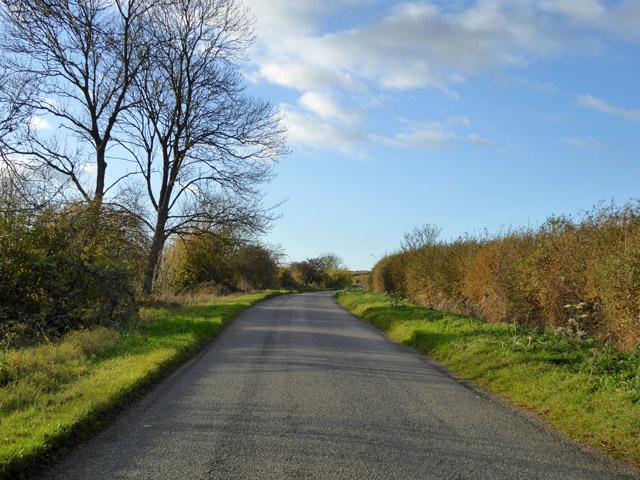 Gidding Road