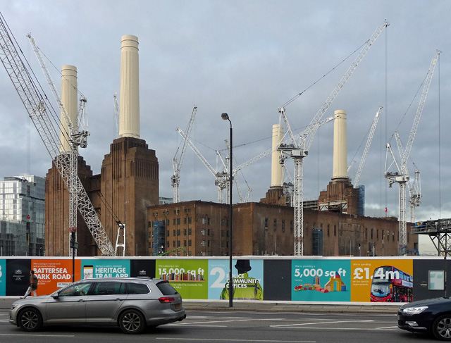 Battersea Power Station development, Chelsea Bridge (3)