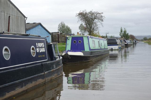 Shropshire Union Canal, Golden Nook
