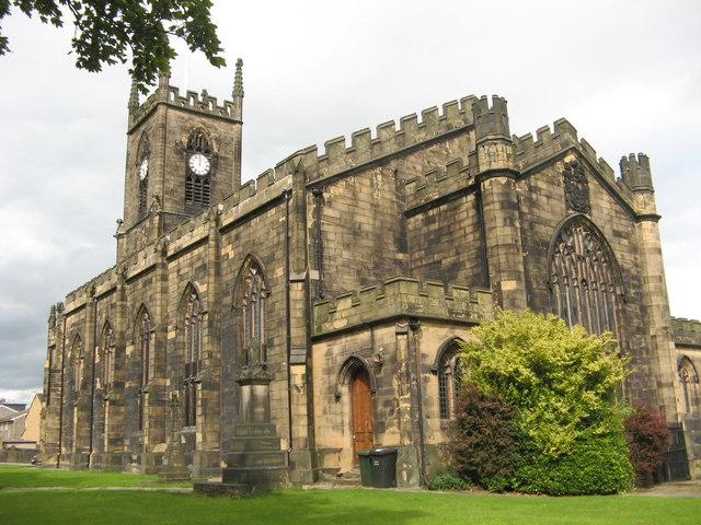 St. Paul's Church, Shipley