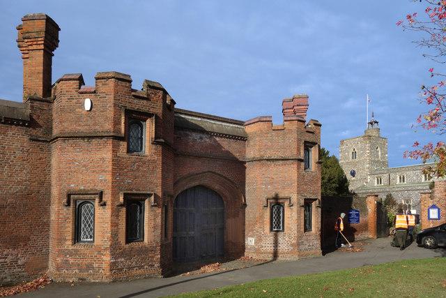 16th Century Gatehouse, West Drayton