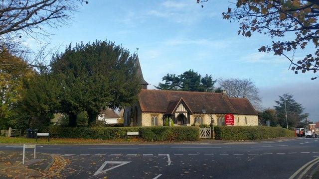 Parish church of St Mary the Virgin, Chessington