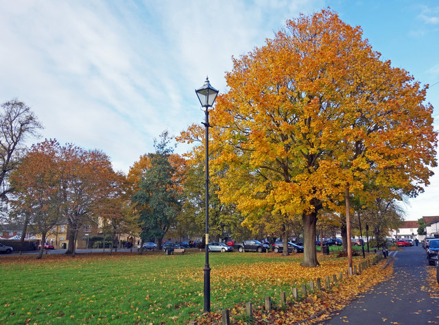 The Green, West Drayton