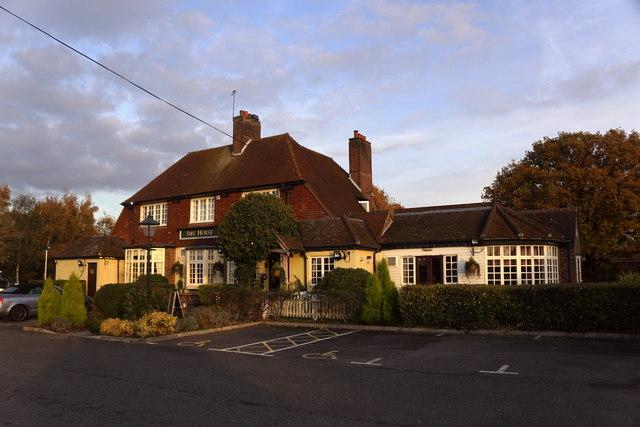 The Shy Horse public house, Malden Rushett