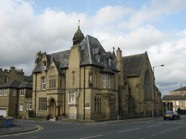 St Patrick's Presbytery & Church,