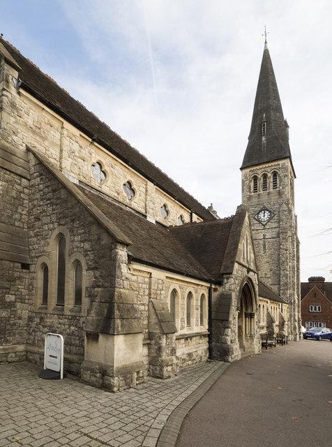 All Saints, Woodford Wells