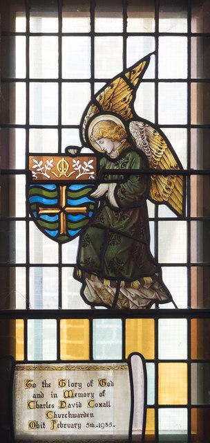 St Stephen, Buckhurst Hill - Stained glass window