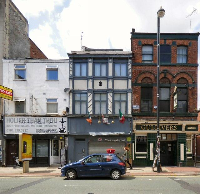 ##105-109 Oldham Street.