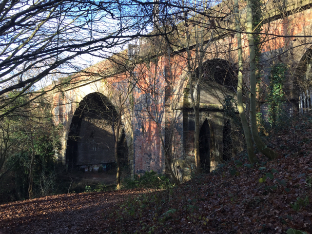 Sowe Viaduct, Willenhall, southeast Coventry