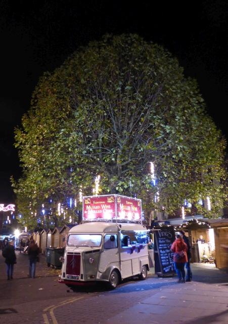 York Christmas Market