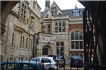 TL4458 : Pembroke College by N Chadwick