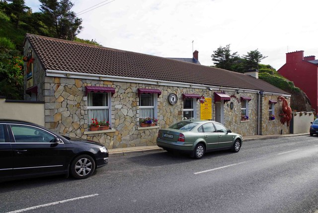 The Lobster Pot (4), Burtonport/Ailt an Chorrain, Co. Donegal