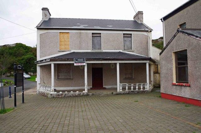The former Harbour Bar, Burtonport/Ailt an Chorrain, Co. Donegal