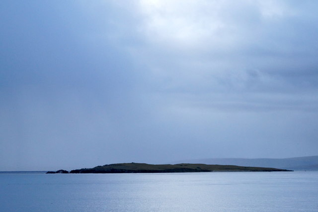 Huney from Swinna Ness, Baltasound
