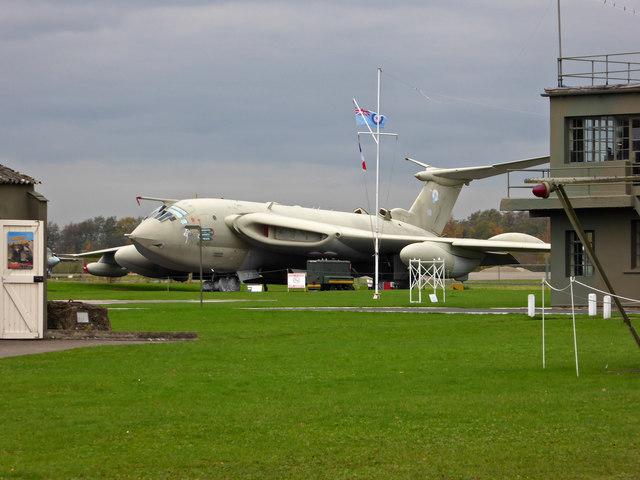 Yorkshire Air Museum - 'V bomber'