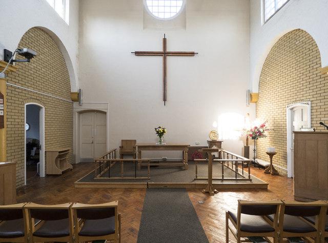 St Saviour, MacDonald Road, Forest Gate - Chancel