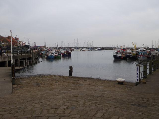 Old Harbour, Scarborough