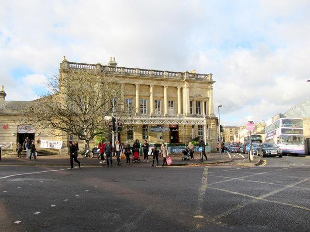 Bath Green Park Station Market