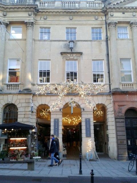 Milsom Place Bath