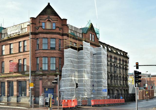 Laganview House, Belfast (November 2017)