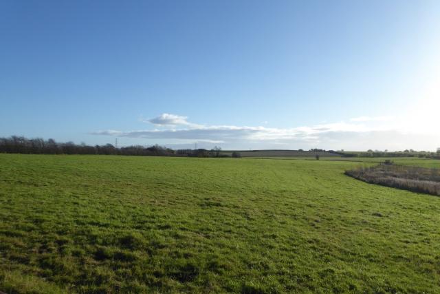 Farmland east of Bilton in Ainsty