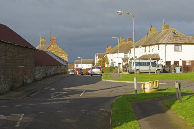 Queens Road, Wilbarston