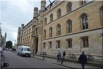 TL4458 : Corpus Christi College by N Chadwick