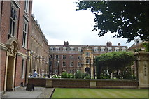 TL4458 : St Catharine's College by N Chadwick