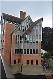 TL4458 : Jerwood Library, Trinity Hall College by N Chadwick