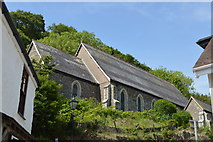 SX4350 : Church of St Andrew by N Chadwick
