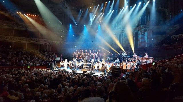 Royal Albert Hall, Kensington Gore