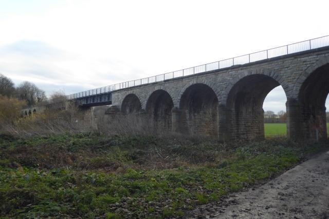 Bridge over the Wharfe