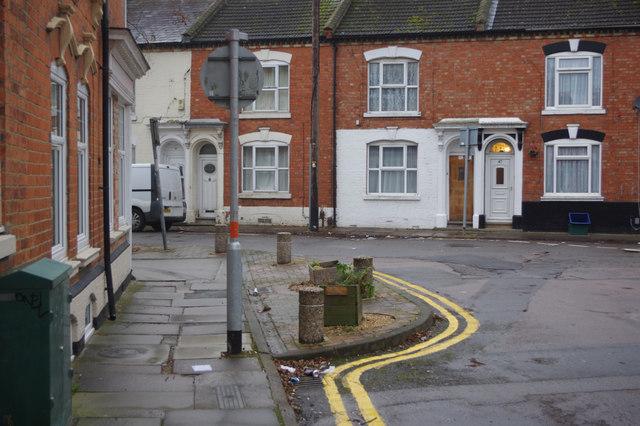 Gray Street and Hunter Street, Northampton