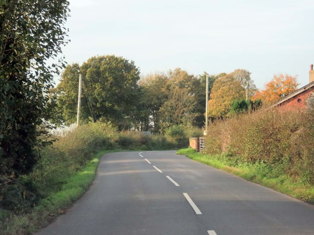 Lewth Lane in Black Pole
