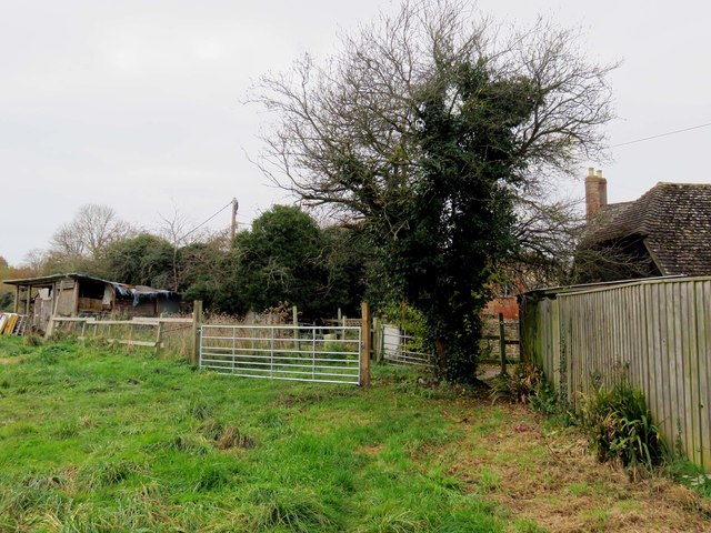 Footpath to South Hinksey