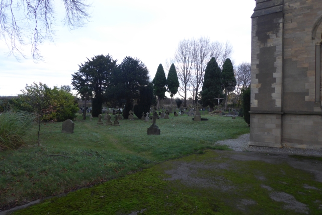 Churchyard of St. Edward King And Confessor