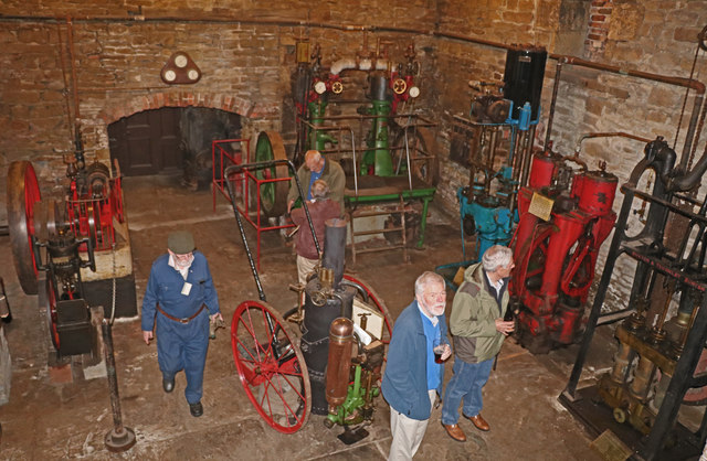 Wortley Top Forge - Stationary Steam Engine collection