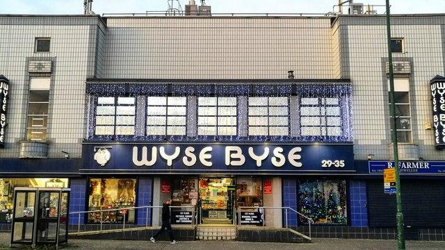 'Wyse Byse', Belfast