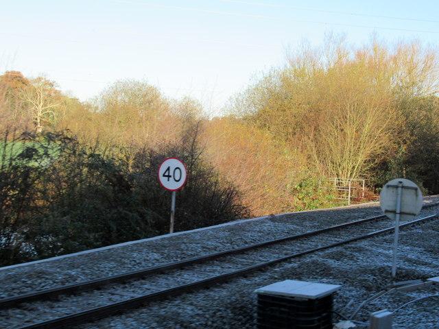 Barnstaple Branch Line Leaving Exeter to Bristol Main Line