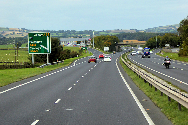 North Wales Expressway, Junction 31