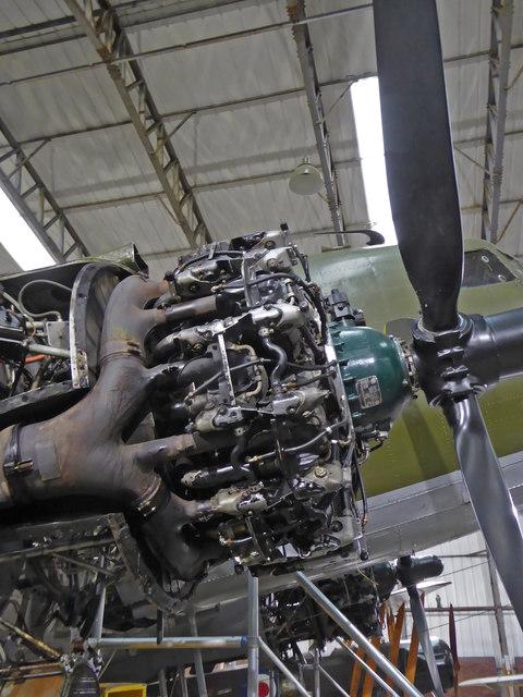 Yorkshire Air Museum - Douglas DC-3 'Dakota'