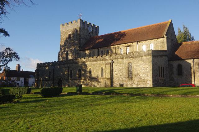 Petersfield Church
